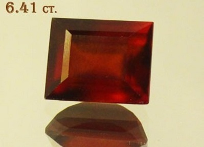 Hessonite 6.41ct
