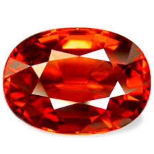 Hessonite 6.90ct